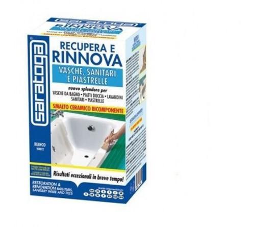 Σμάλτο  Μπανιέρας - Ειδων Υγιεινής RECUPERA& RINNOVA 375 ML