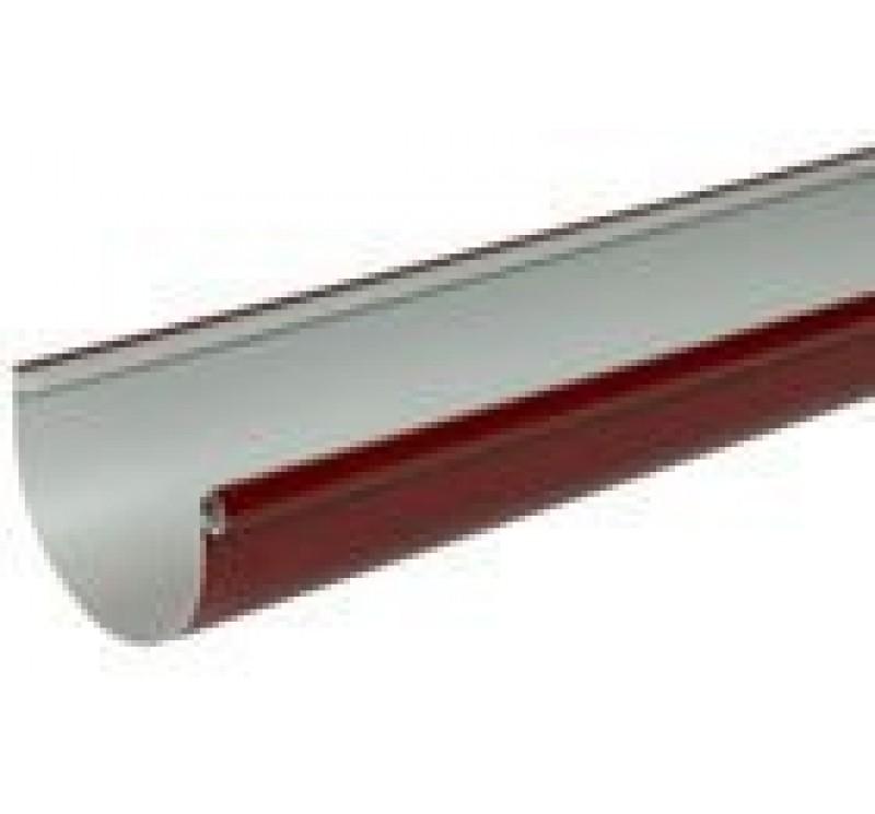 Υδρορροή Κεραμιδί 4m ( τιμή τεμαχίου 4 μέτρων ) Nicoll LG25R