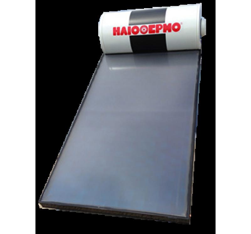 Ηλιακός θερμοσίφωνας SOLE ΗΛΙΟΘΕΡΜΟ ΕCO 150 litra /2 Τ.Μ. (ΔΙΠΛΗΣ  ΕΝΕΡΓΕΙΑΣ) 150-1-S200