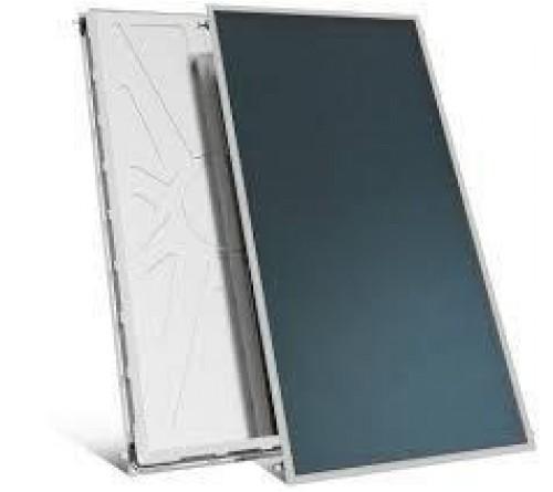 Ηλιακός θερμοσίφωνας NOBEL CLASSIC 160 lt/2 *1.5 M2 - Glass - Επιλεκτικός APOLLON- Διπλής Ενέργειας - Βάση Ταράτσας